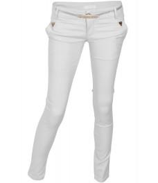 Дамски панталон DM5090 бял
