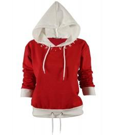 Дамска блуза СНОУ червена