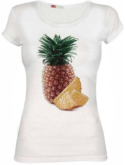 Дамска блуза АНАНАС