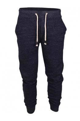 Панталон от трико PF-502 син меланж