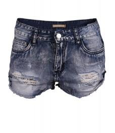 Дънкови къси панталони S580