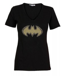 Тениска БАТМАН черна