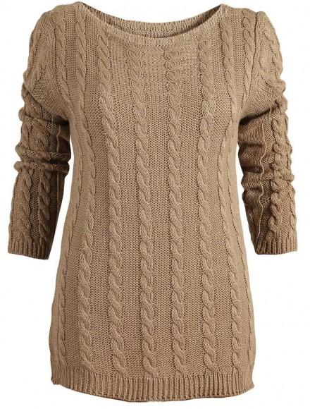 Дамски пуловер КОЛИДЖ