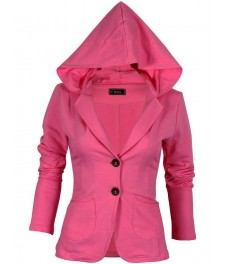Дамско сако БАЛИЗА бонбонено розово