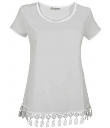 Дамска блуза ФАВОРИ бяла