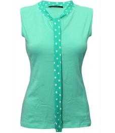 Дамска блуза ЯКУПС вратовръзка