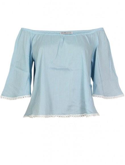 Дамска блуза РИАНА синя