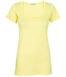 Блуза ФЕЙС жълт