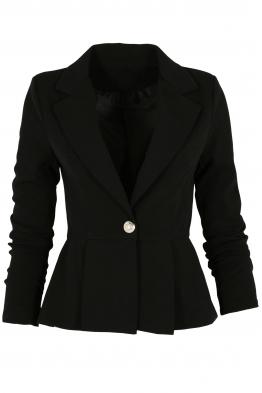 Дамско сако МЕЛИНА черно