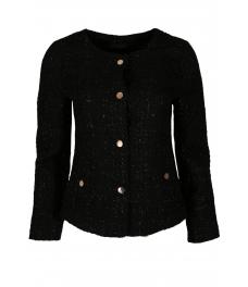 Дамско сако 19013-8 черно
