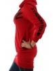 Дамска туника SUPER червена