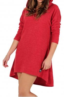 Дамска рокля - туника CONTESSA червена
