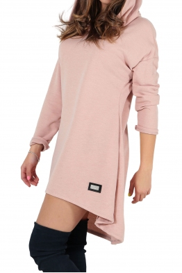Дамска рокля - туника CONTESSA розова
