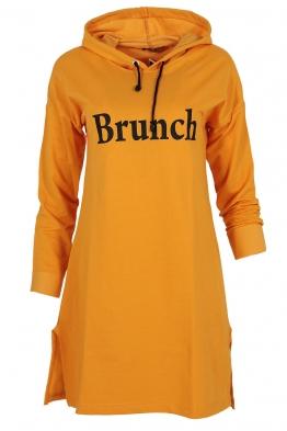 Дамска туника - рокля BRUNCH жълта