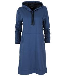 Дамска туника - рокля МОУД синя